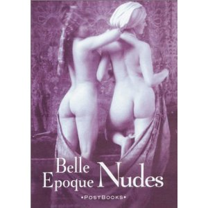 Belle Epoque Nudes - Postcard Booklet