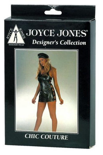 Mini Dress - Chic Coutoure (Joyce Jones 9596)
