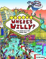 Where's Willy - Naughty Book