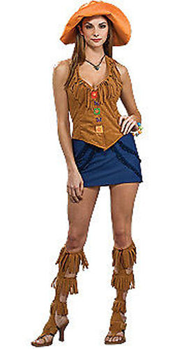 '60's Girl' Fancy Dress (Rubies 889182)