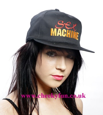 Baseball Cap - Sex Machine