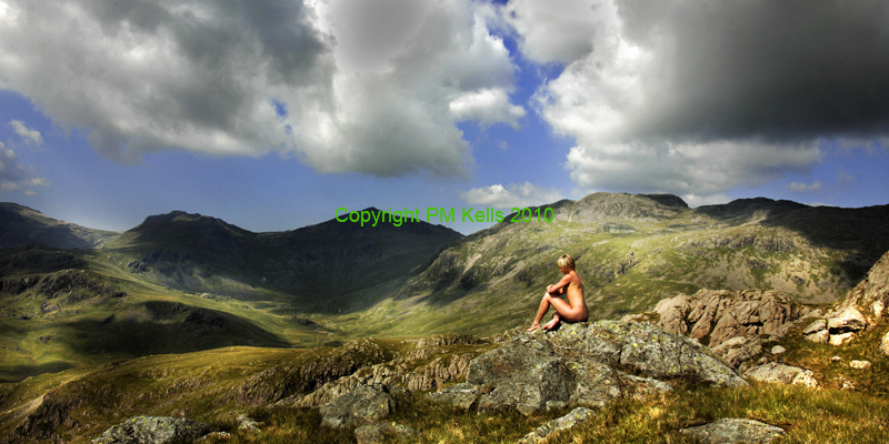 Bowfell 001 - (EP1) - Limited Edition Erotic Print