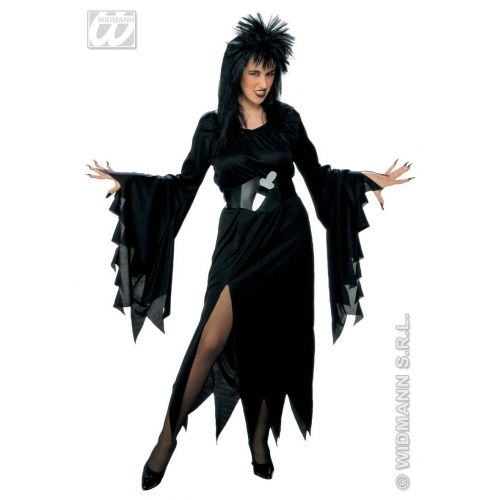 Elvira - Fancy Dress (Widmann 39161)