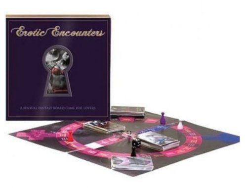 Erotic Encounters - Naughty Board Game