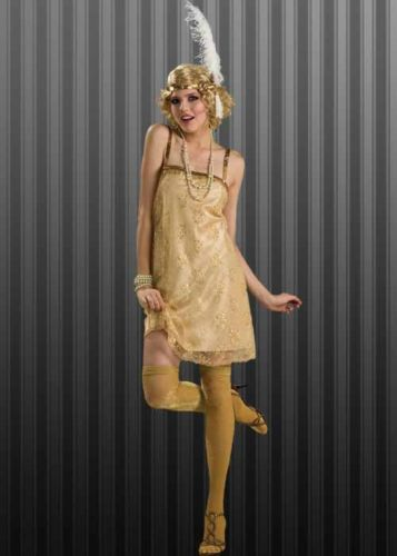 Gatsby Girl - Sexy Fancy Dress (Rubies 889113)