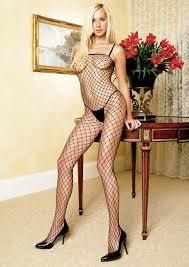 Industrial Net Bodystocking (Leg Avenue 8375)
