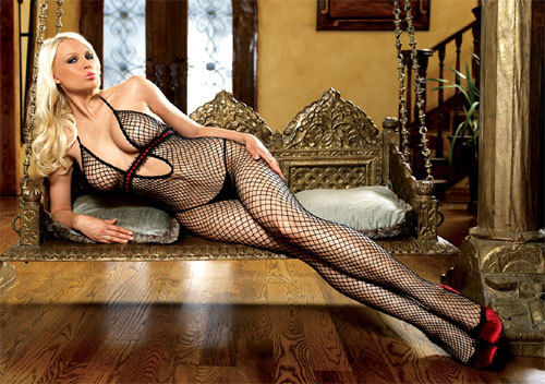 Industrial Net Bodystocking (Leg Avenue 89032)