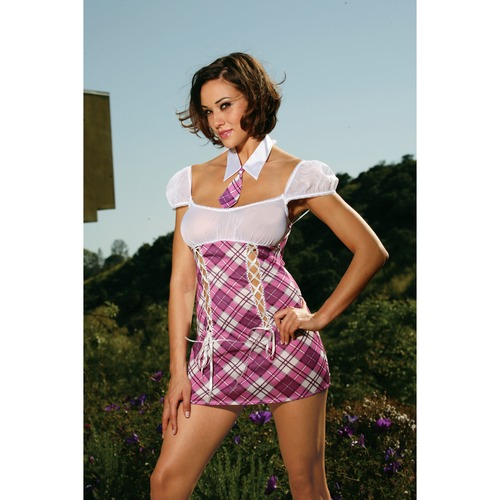 Prep School Girl - Fancy Dress (Elegant Moments 7788)
