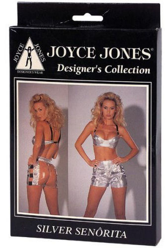 Shorts and Bra Top 'Silver Senorita' (Joyce Jones)