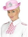 WPC 'Policewoman' Fancy Dress Set (Smiffys)